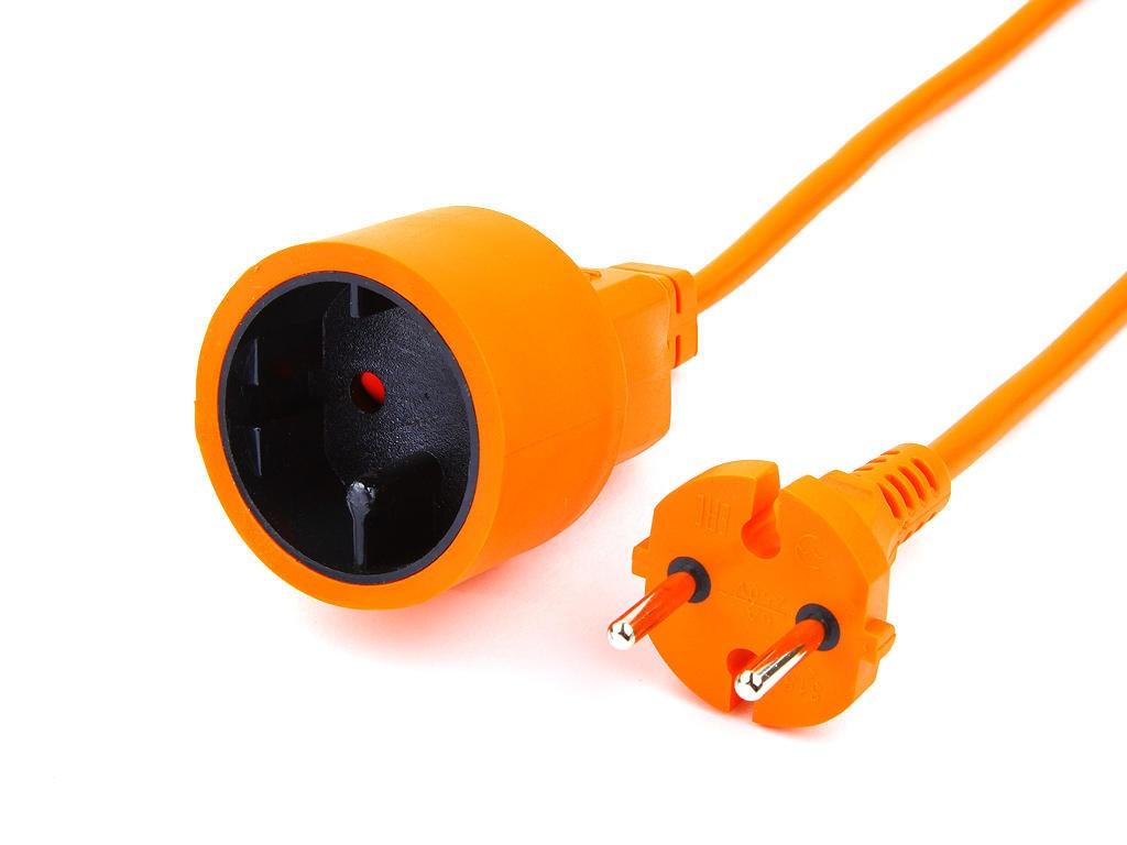 Удлинитель Power Cube 10m Orange PC-L1-B-10