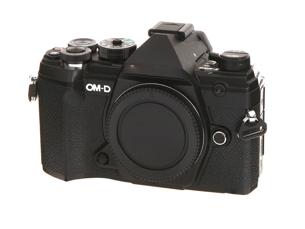 Фотоаппарат Olympus E-M5 Mark III Body Black