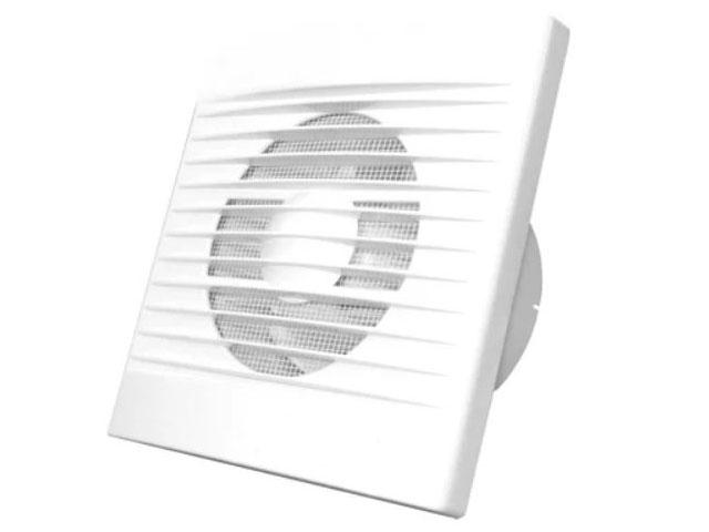 Вытяжной вентилятор Dospel Styl 100 S-P 15Вт 007-0001P