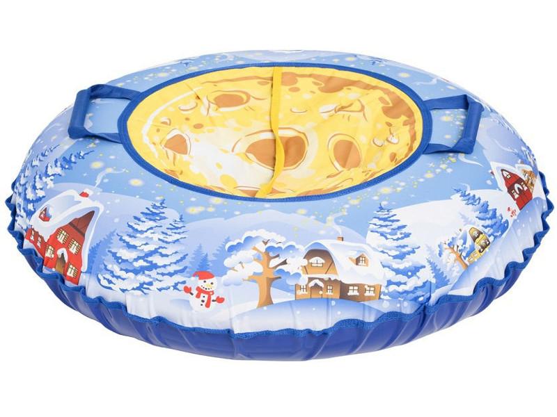 Купить Тюбинг Бисиклета Зимняя ночь 100cm