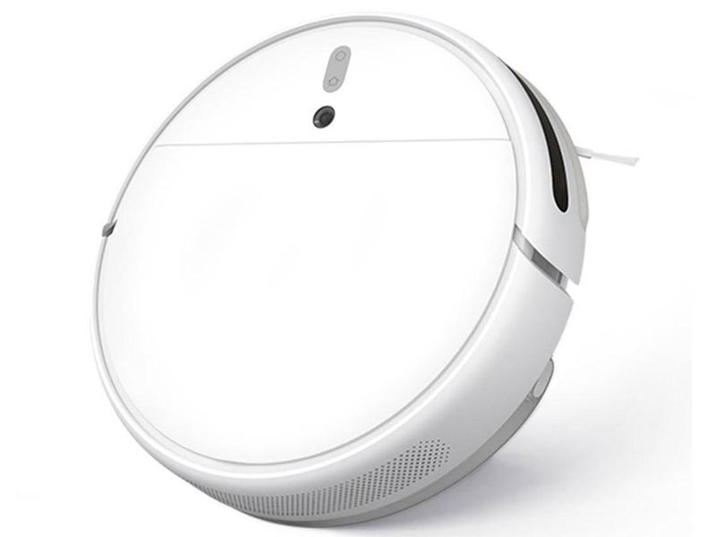 Робот-пылесос Xiaomi Mi Robot Vacuum-Mop (Global), белый STYTJ01ZHM
