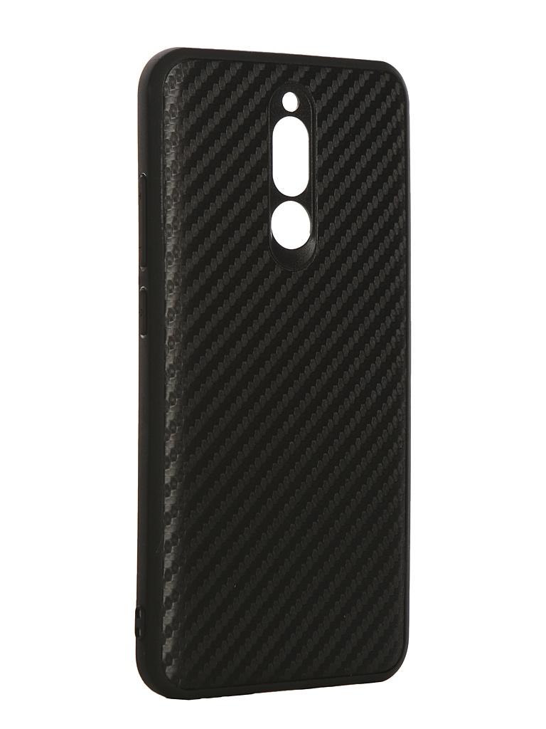 Чехол G-Case для Xiaomi Redmi 8 Carbon Black GG-1176 недорого