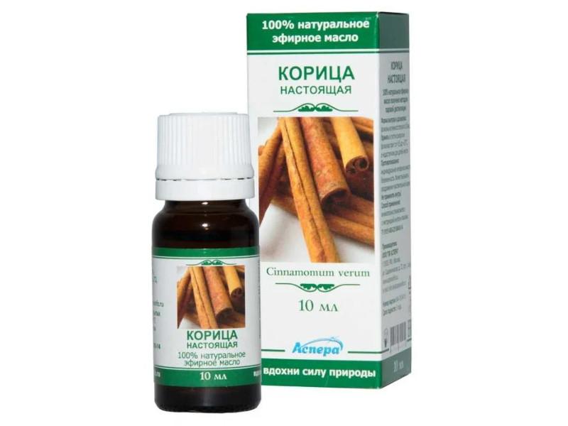 Масло эфирное Аспера Корица 10ml ПК2301В021