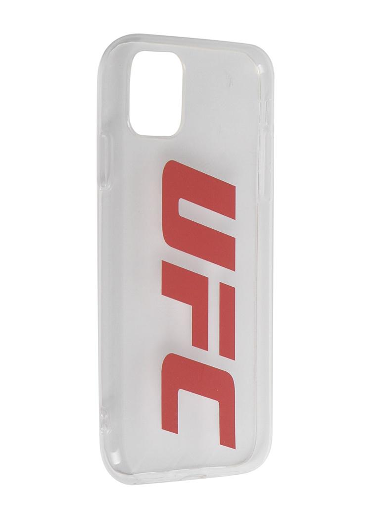 Купить Аксессуар Чехол Red Line для APPLE iPhone 11 UFC Transparent УТ000019108
