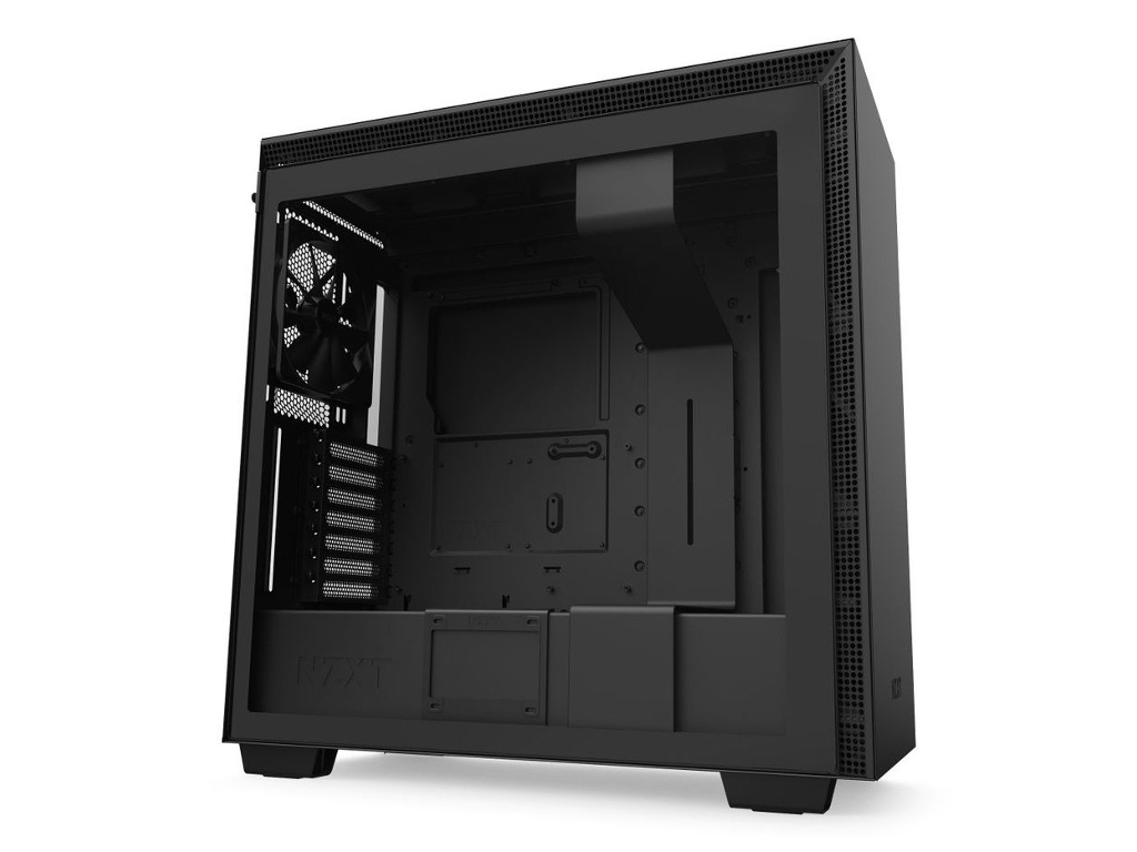 Корпус NZXT H710 Black CA-H710B-B1
