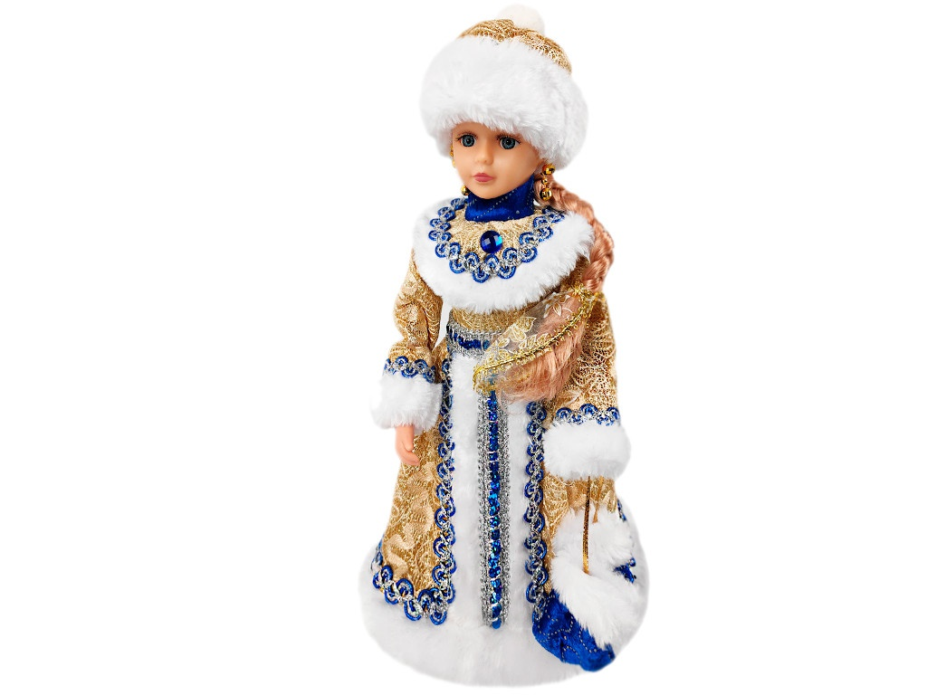 Купить Игрушка SaintNik Снегурочка 9147-8 42cm 1060804