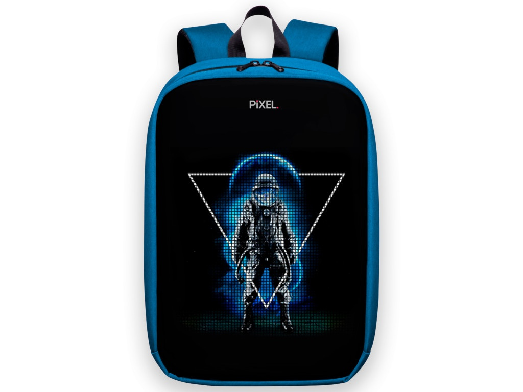 Рюкзак Pixel Bag Max Indigo