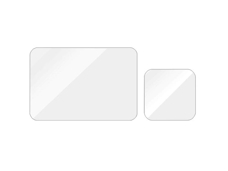 Фото - Защитное стекло Telesin GP-FLM-801 для GoPro Hero 8 защитное стекло