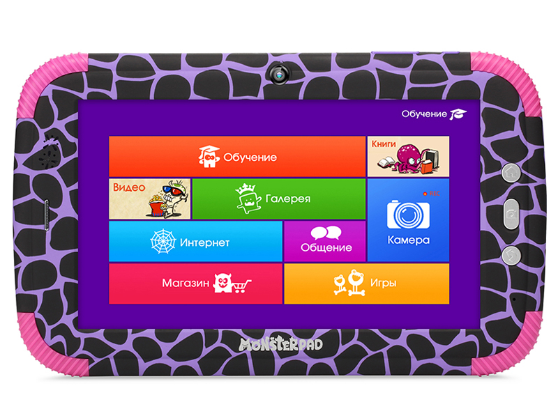 Купить Планшет TurboPad MonsterPad 2 3G 16Gb Black