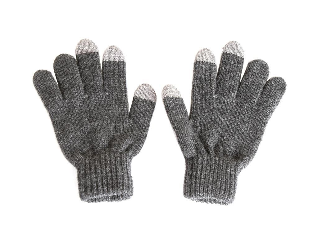 Купить Теплые перчатки для сенсорных дисплеев iGlover Zima S/M Grey