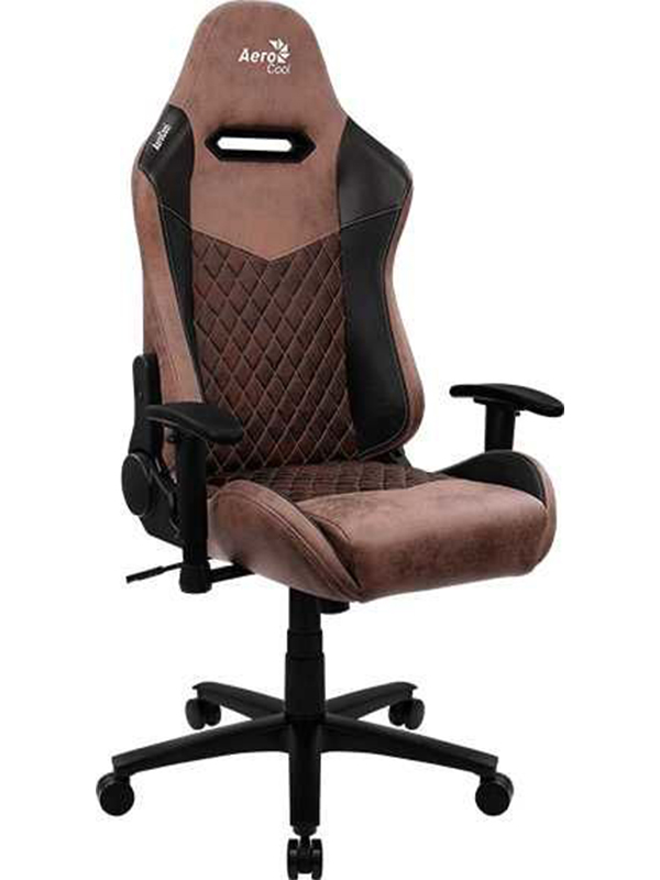 Компьютерное кресло AeroCool Duke Punch Red
