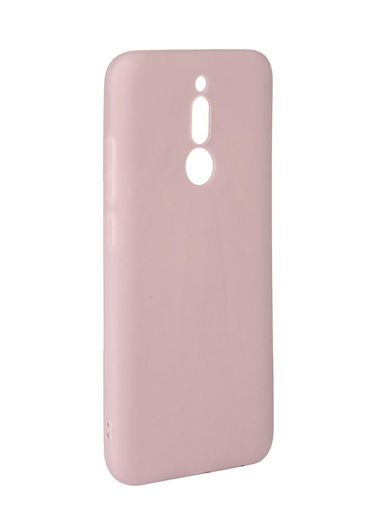 Купить Аксессуар Чехол Zibelino для Xiaomi Redmi 8 2019 Soft Matte Dusty Rose ZSM-XIA-RDM-8-DRS