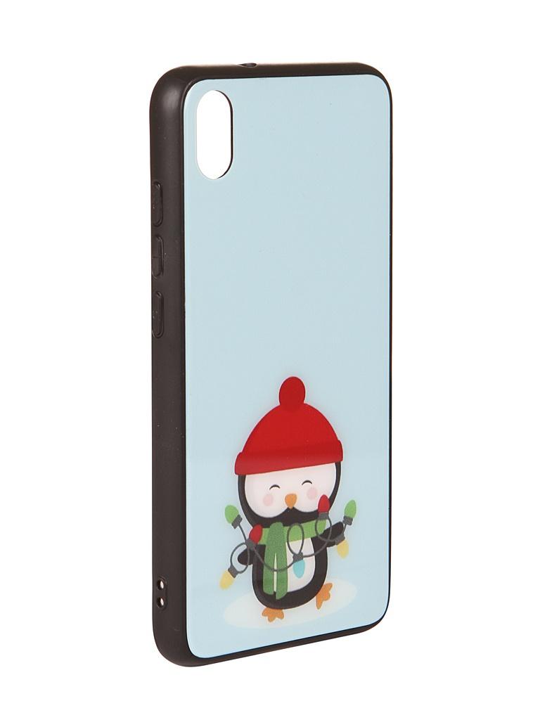 Купить Аксессуар Чехол Zibelino для Xiaomi Redmi 7A NG Пингвин ZSM-NG-XIA-7A-PIN
