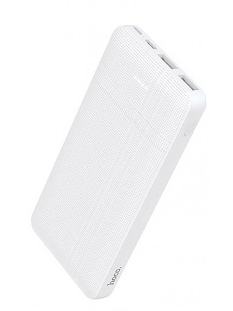 Внешний аккумулятор Hoco Power Bank J48 Intelligent Balance 10000mAh White