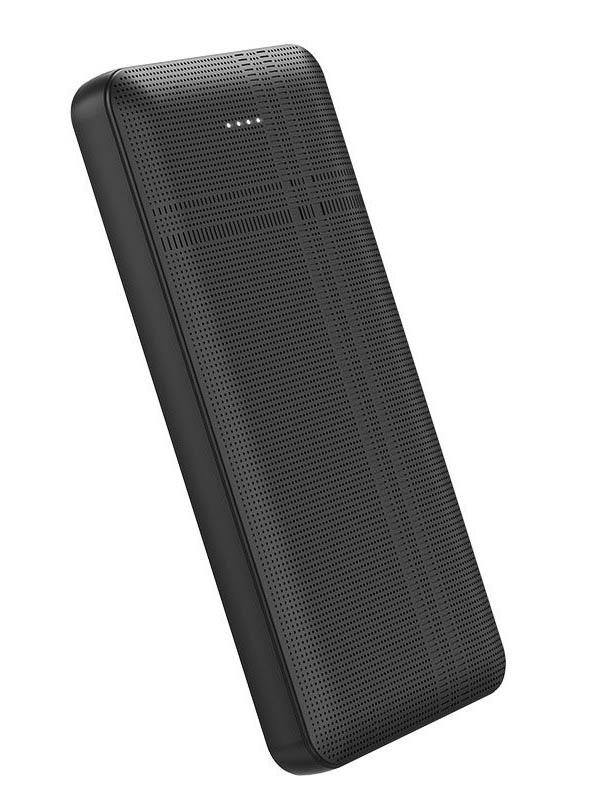 Купить Внешний аккумулятор Hoco Power Bank J48 Intelligent Balance 10000mAh Black