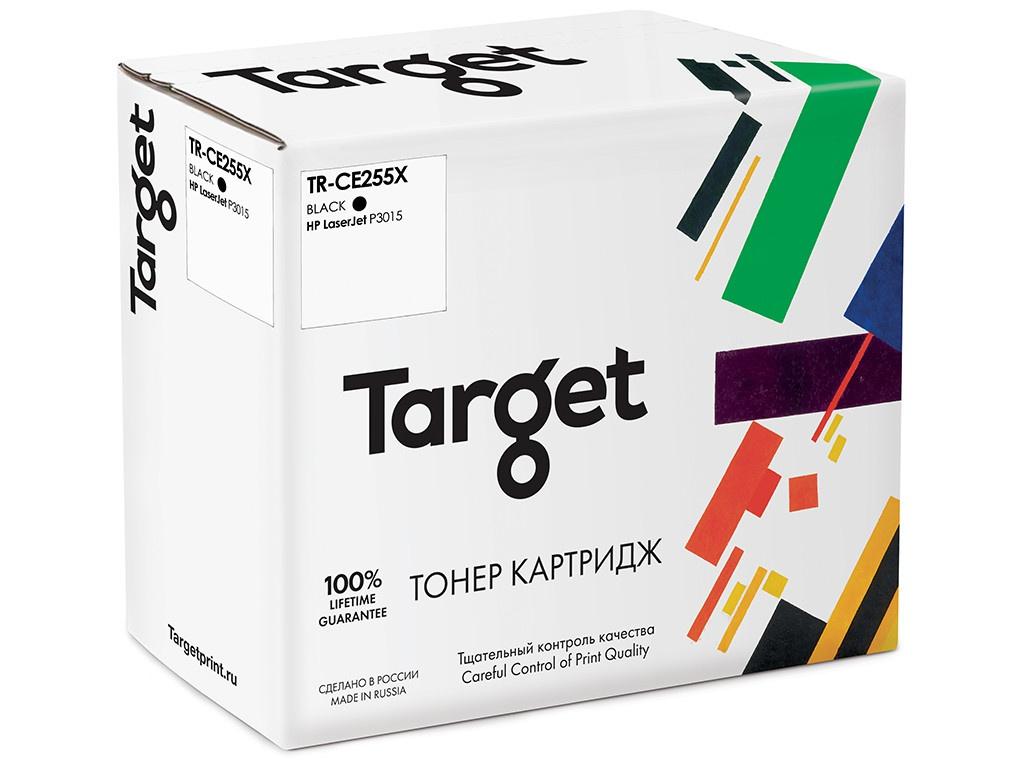 Купить Картридж Target TR-CE255X для HP LJ P3015