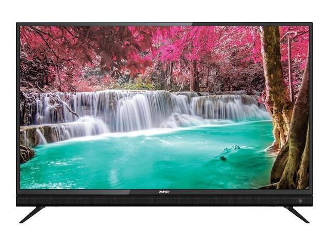 Телевизор BBK 43LEX-8161/UTS2C телевизор bbk 43 43lex 8161 uts2c черный