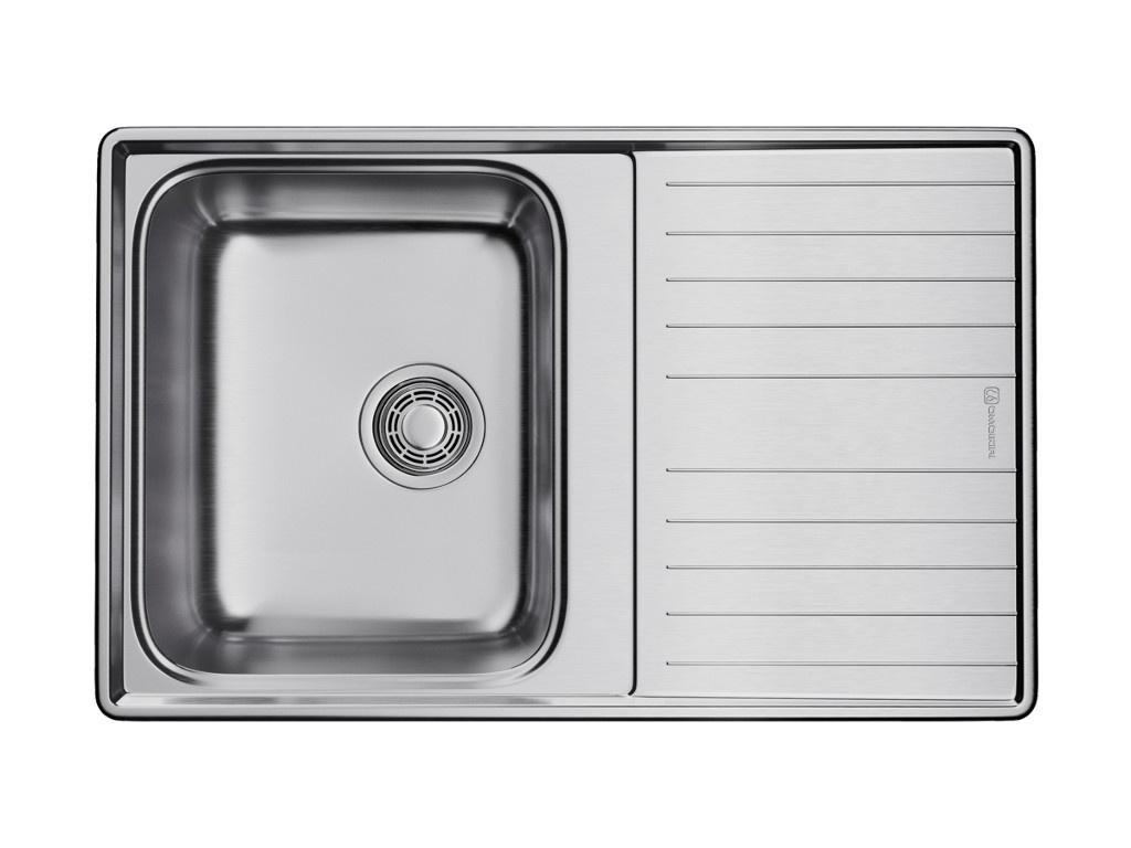 Купить Кухонная мойка OMOIKIRI Sagami 79 IN 79х50см нержавеющая сталь