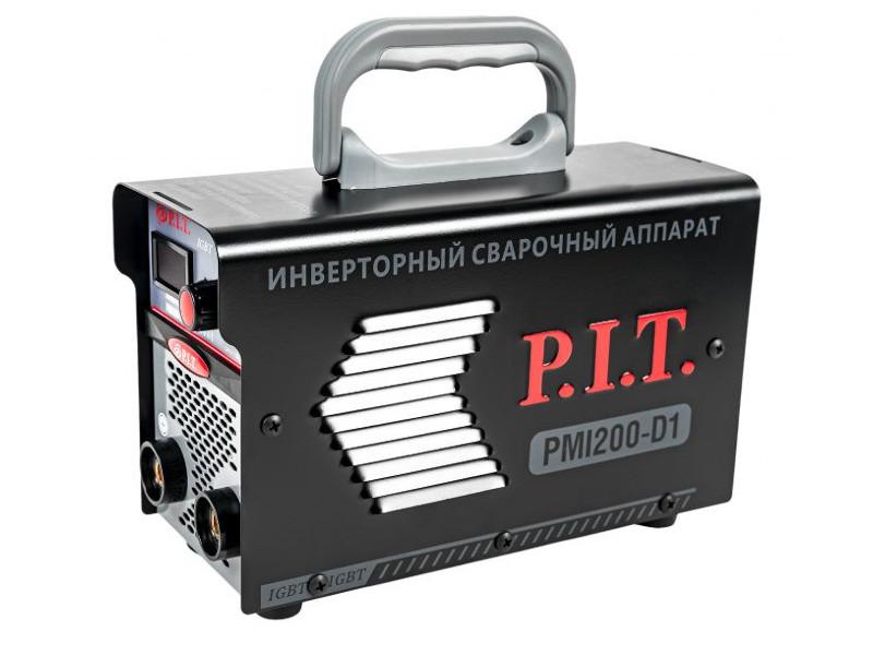 Сварочный аппарат P.I.T. PMI200-D1 IGBT