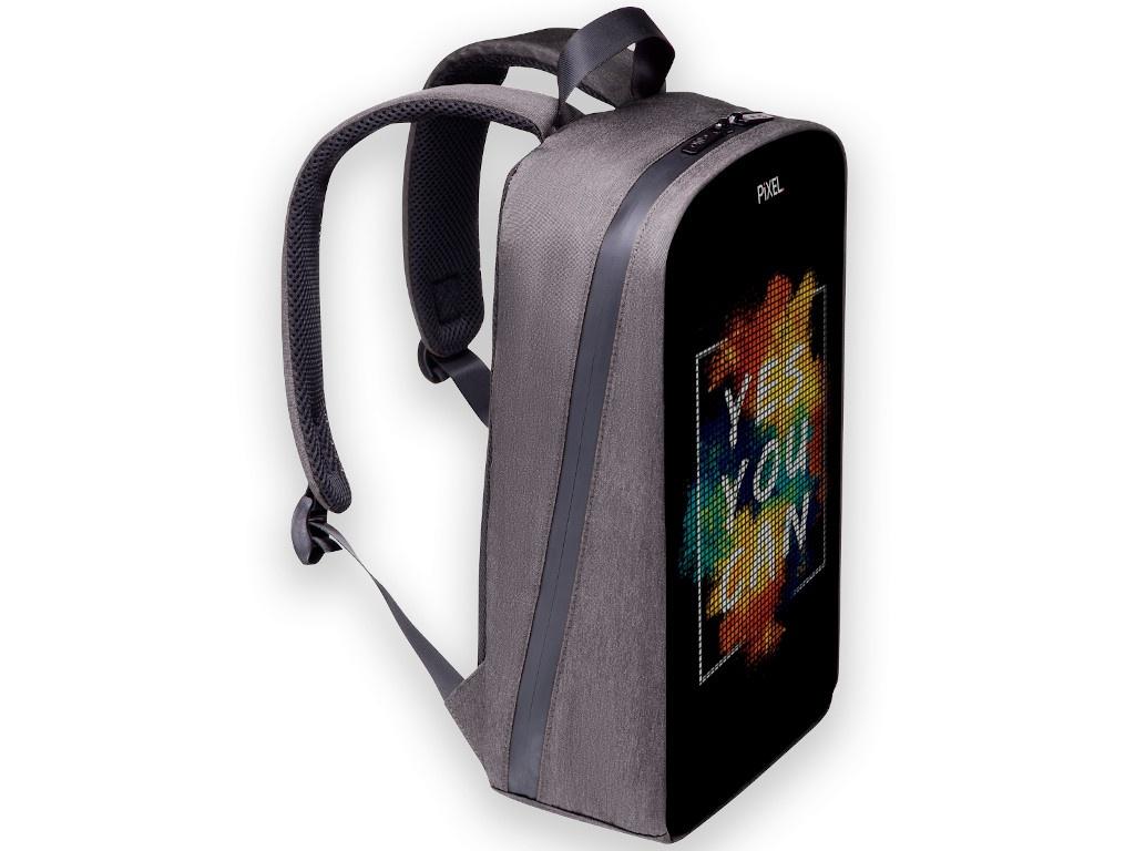 Рюкзак Pixel Bag Plus Silver