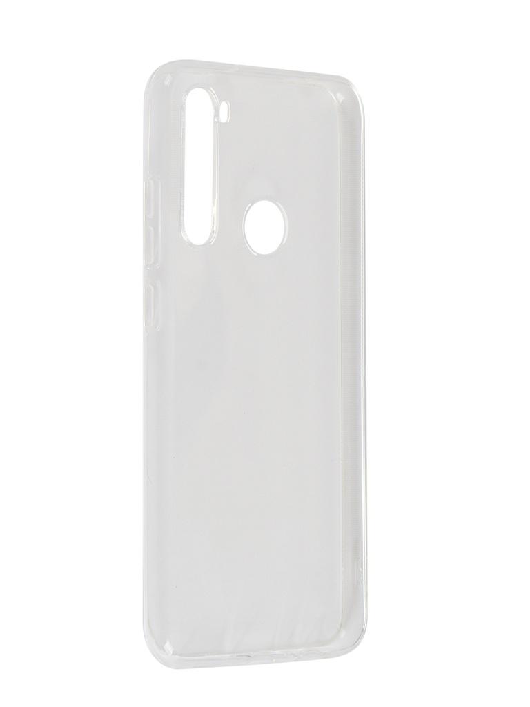 Купить Чехол Innovation для Xiaomi Redmi Note 8 Transparent 16695