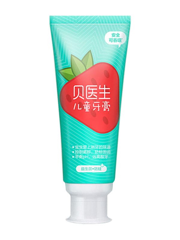 Купить Зубная паста Детская зубная паста Xiaomi Dr. Bay 2шт Антибактериальная YP-SKU