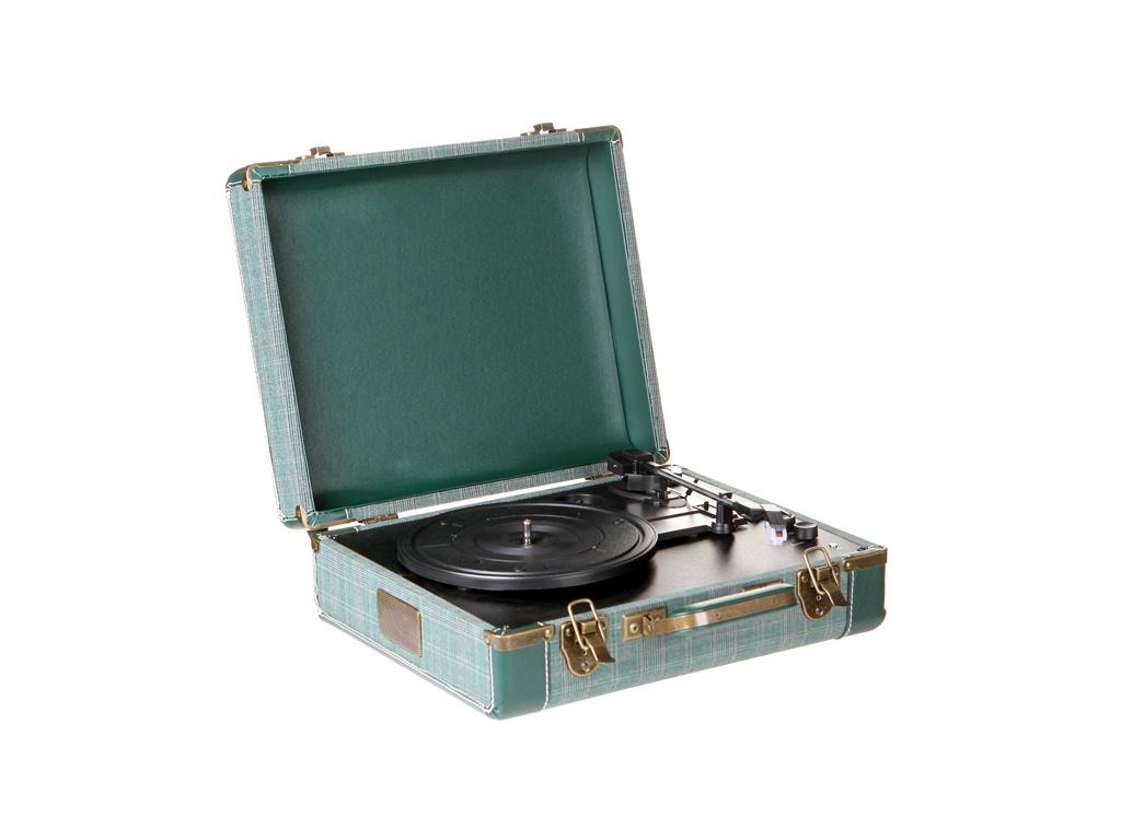 Проигрыватель Crosley Executive Portable Pine Needle CR6019D-PNE