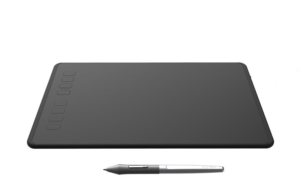 Графический планшет Huion H950P Выгодный набор + серт. 200Р!!!