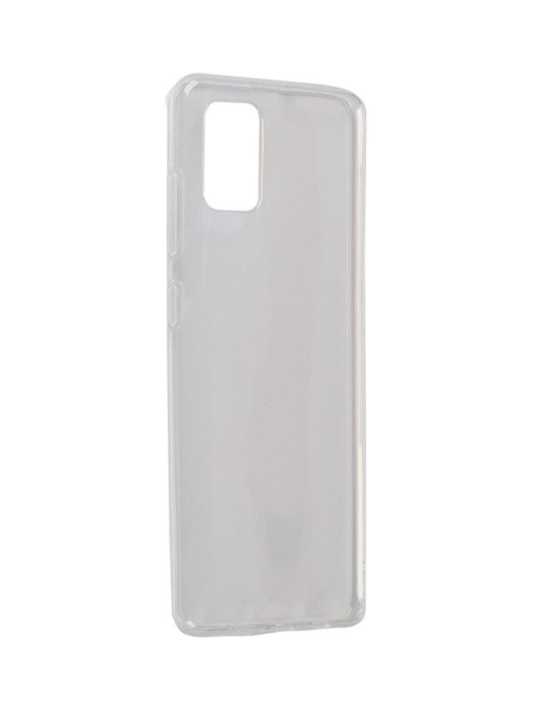 Чехол Neypo для Samsung Galaxy A51 2020 Silicone Transparent NST16075 чехол neypo для samsung a51 2020 silicone case black nsc16312