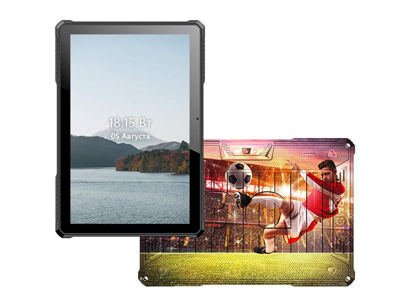 Планшет BQ 1022L Armor Pro LTE+ Print 03 (Spreadtrum SC9832E 1.4 GHz/2048Mb/16Gb/LTE/Wi-Fi/Bluetooth/GPS/Cam/10.1/1280x800/Android)
