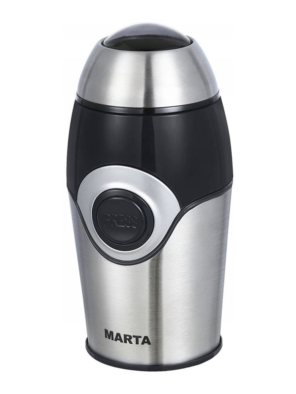 Купить Кофемолка Marta MT-2169 Black Pearl