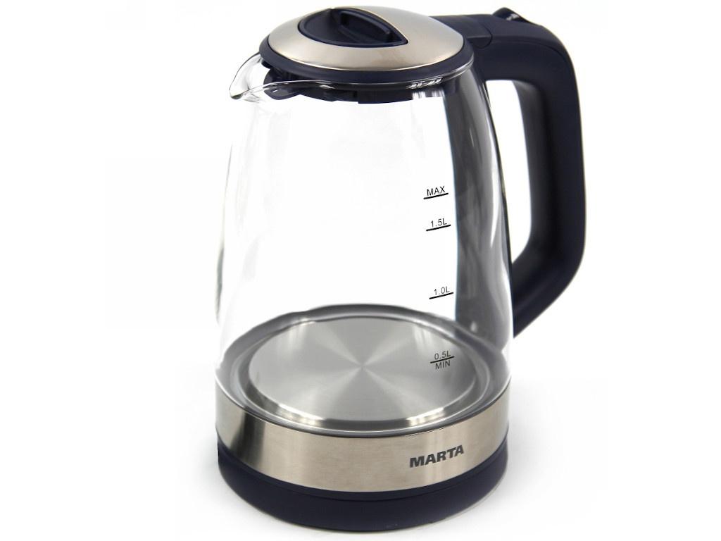 Купить Чайник Marta MT-1078 Dark Topaz