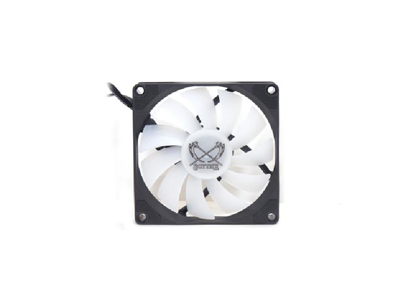 Вентилятор Scythe Kaze Flex 92mm Slim RGB PWM Fan 300-2500rpm KF9215FD25R-P