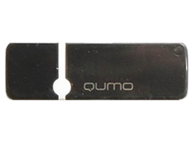 Купить USB Flash Drive Qumo Optiva OFD-02 16Gb Black, QM16GUD-OP2
