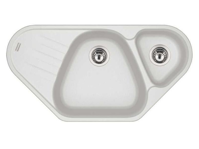 Купить Кухонная мойка Franke AZG 661-E White 114.0489.386, AZG 661-E 114.0489.386