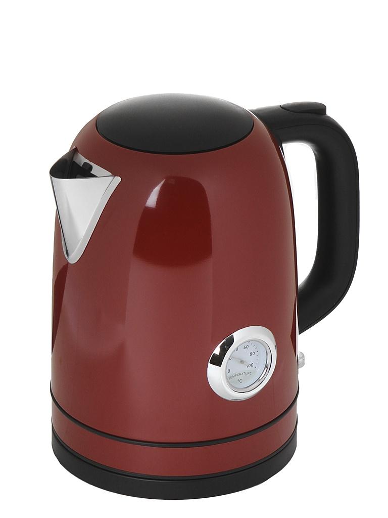 Купить Чайник Kitfort KT-683 Red, KT-683-2