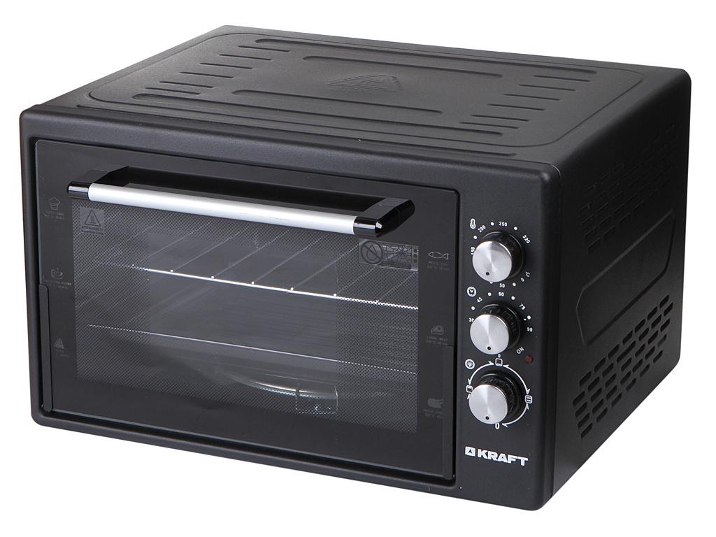 Мини печь Kraft KF-MO 3801 BL