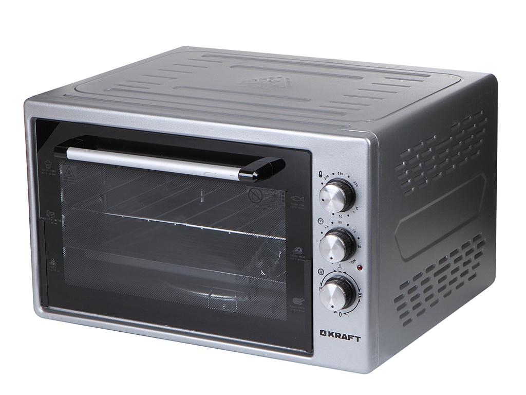 Мини печь Kraft KF-MO 3801 GR