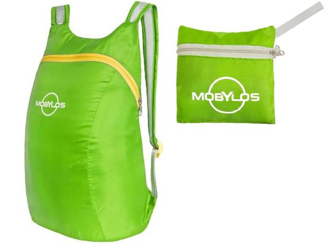 Фото - Рюкзак Mobylos Compact Green 30382 рюкзак mobylos compact green 30382