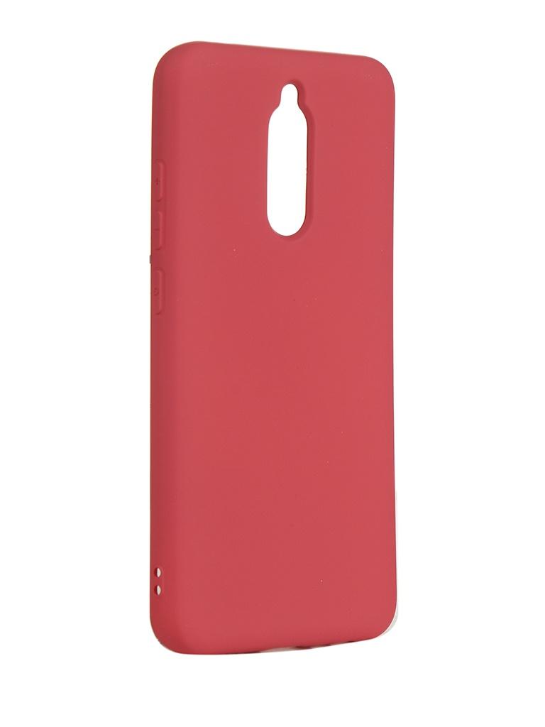 Купить Чехол Neypo для Xiaomi Redmi 8 Silicone Case 2.0mm Red NSC15671