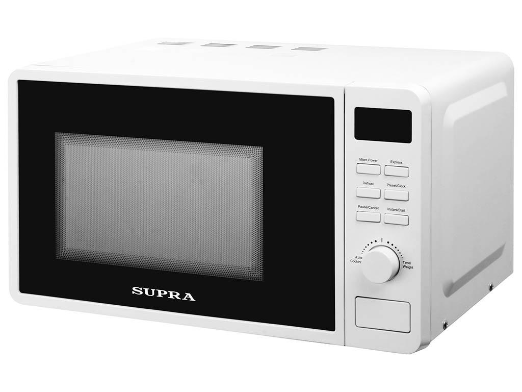 Фото - Микроволновая печь SUPRA 20TW42 микроволновая печь свч supra 20mw55