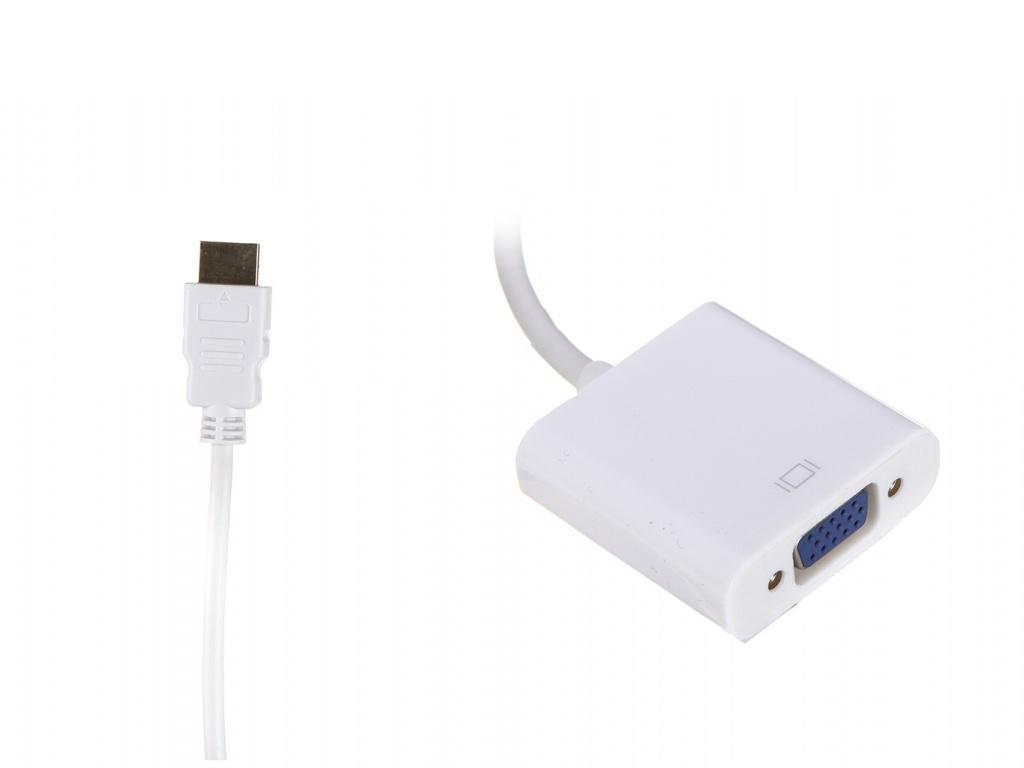 Аксессуар Palmexx HDMI-VGA PX/HDMI VGA White