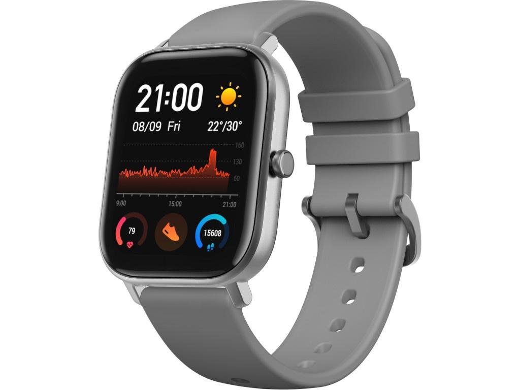 Умные часы Amazfit GTS Lava Grey умные часы amazfit gts smart watch eu черный