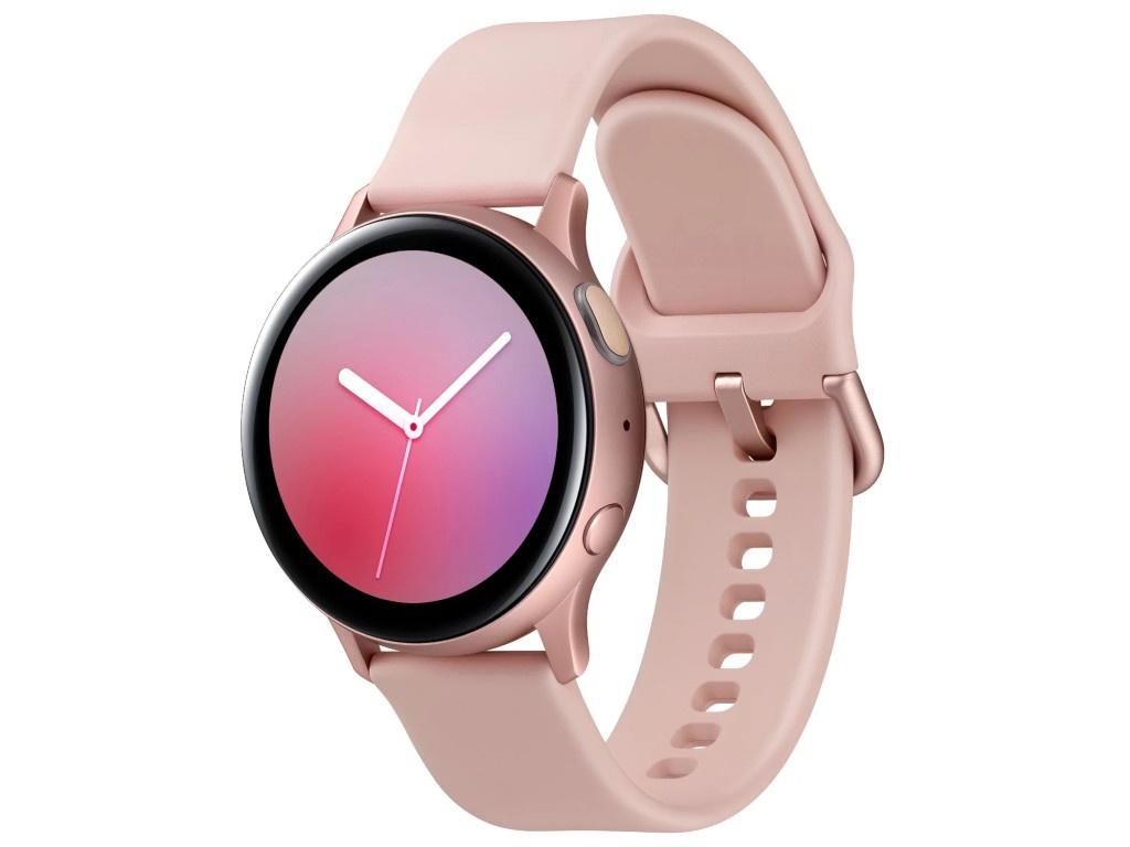 Умные часы Samsung Galaxy Watch Active2 44mm Rose Gold SM-R820NZDRSER умные часы samsung galaxy watch active2 cталь 40мм сталь
