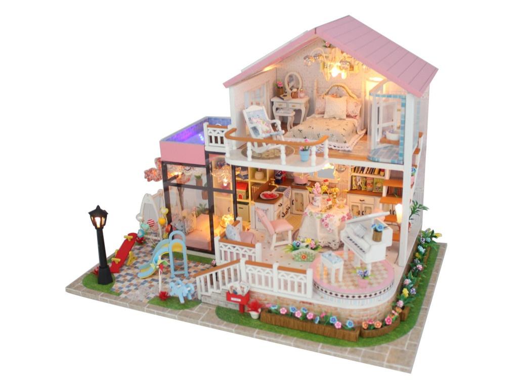 Сборная модель DIY House Дом для принцессы 13846