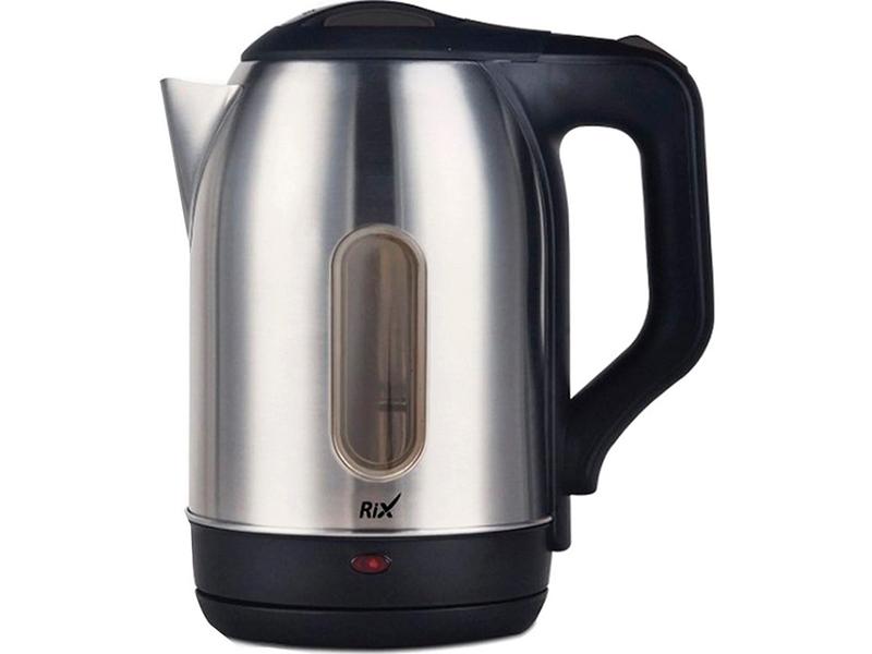 Чайник Rix RKT-1811SW 1.8L Black