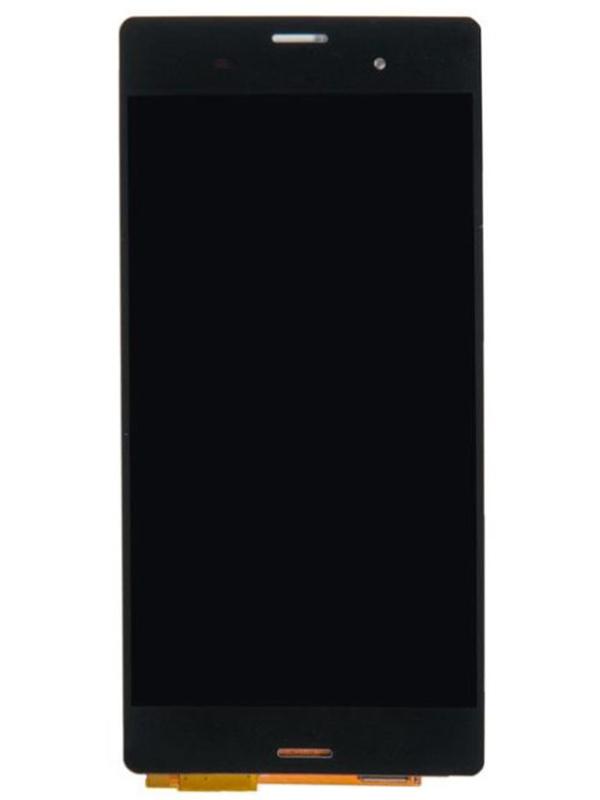 Купить Дисплей RocknParts для Sony Xperia Z3 D6603 / D6633 в сборе с тачскрином AA Black 478564