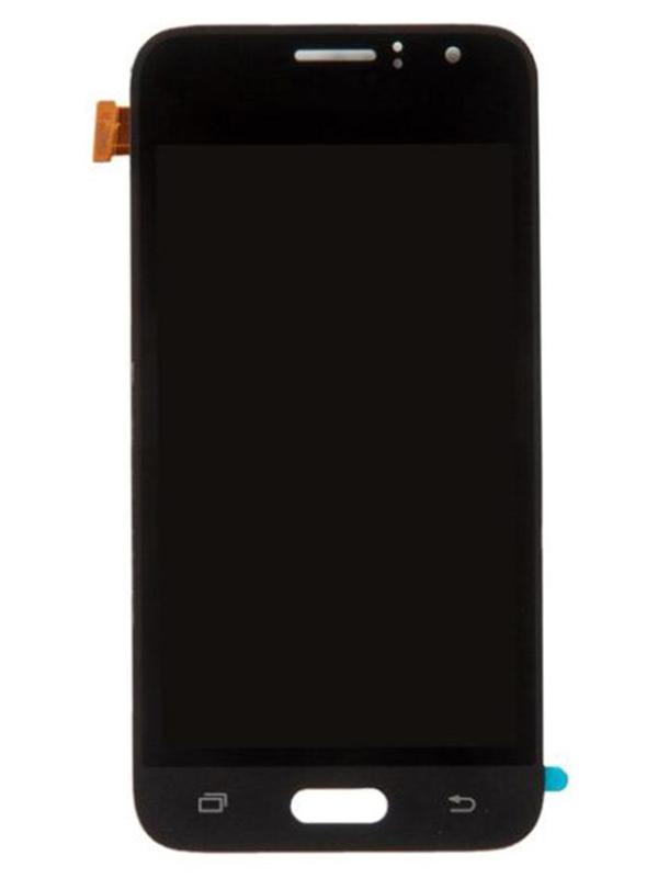 Купить Дисплей RocknParts для Samsung Galaxy J1 SM-J120F 2016 TFT в сборе с тачскрином Black 684580
