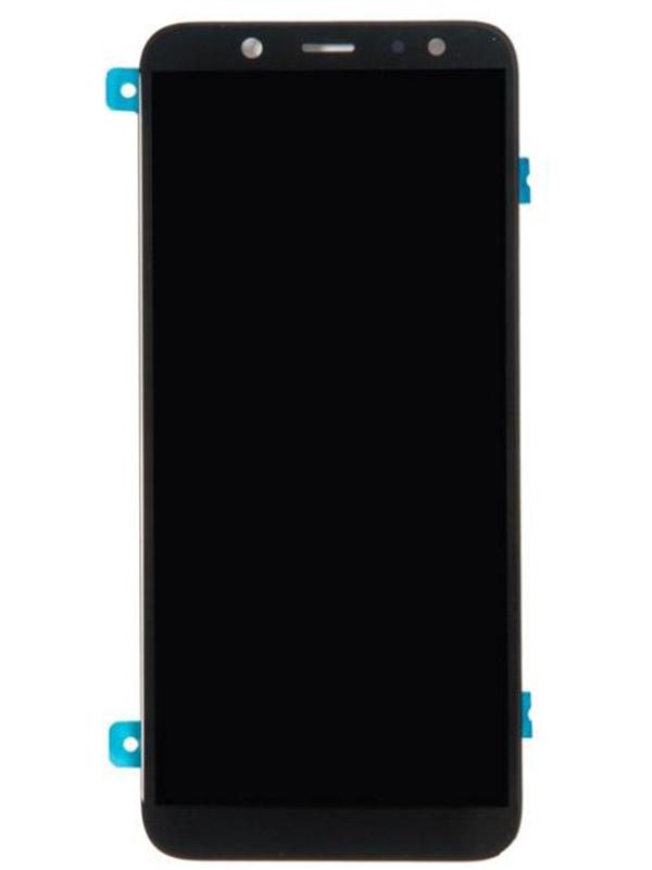 Купить Дисплей RocknParts для Samsung Galaxy A6 SM-A600F 2018 OLED в сборе с тачскрином Black 698645