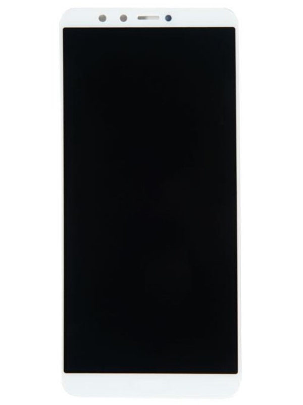 Купить Дисплей RocknParts для Huawei Y9 2018 в сборе с тачскрином White 693187